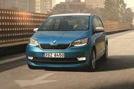 ŠKODA Citigo iv (Electric)
