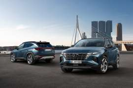 Hyundai All New Hyundai Tucson – Revolutionäres Design. Elektrisierende Leistung.