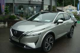 All New Nissan Qashqai